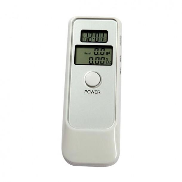 Alcool test con orologio digitale