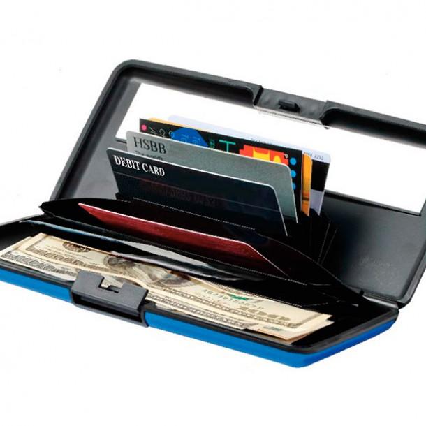 Custodia magnum proteggi carte di credito e banconote
