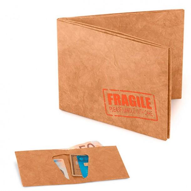 """Portafoglio """"fragile"""""""