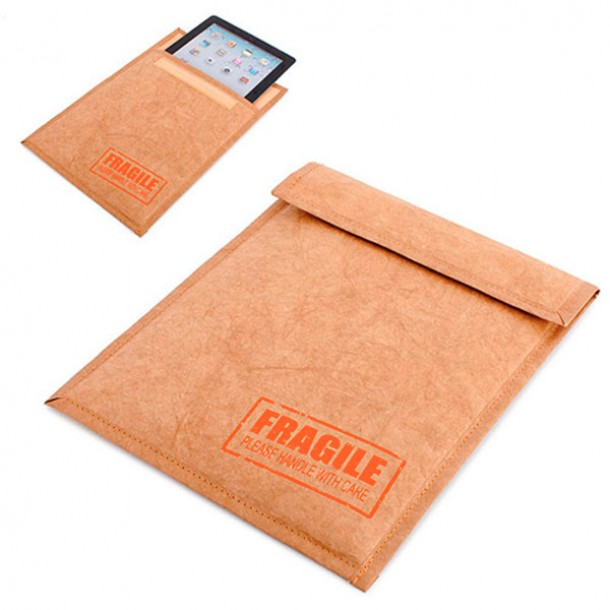 "Custodia mini iPad ""fragile"""