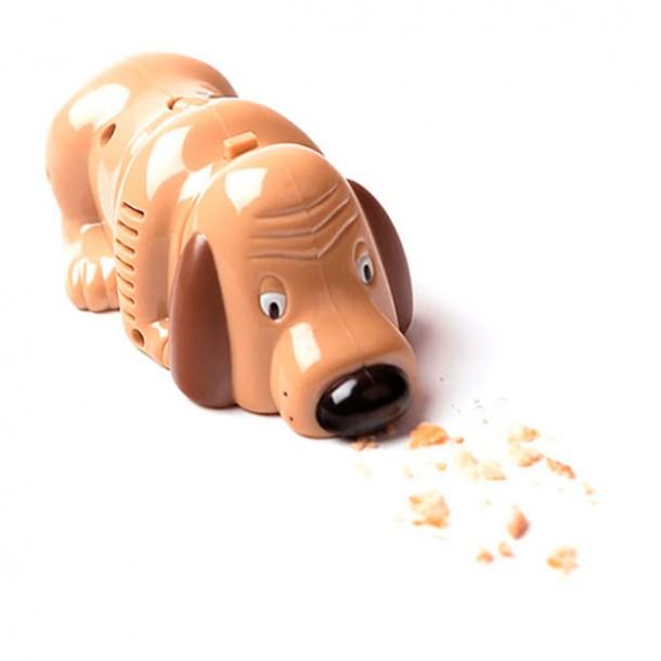 Raccogli briciole cane sniff