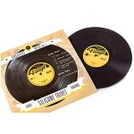 Sottopentola disco vinile 33 giri