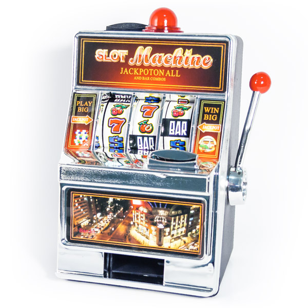 Slot machine salvadanaio